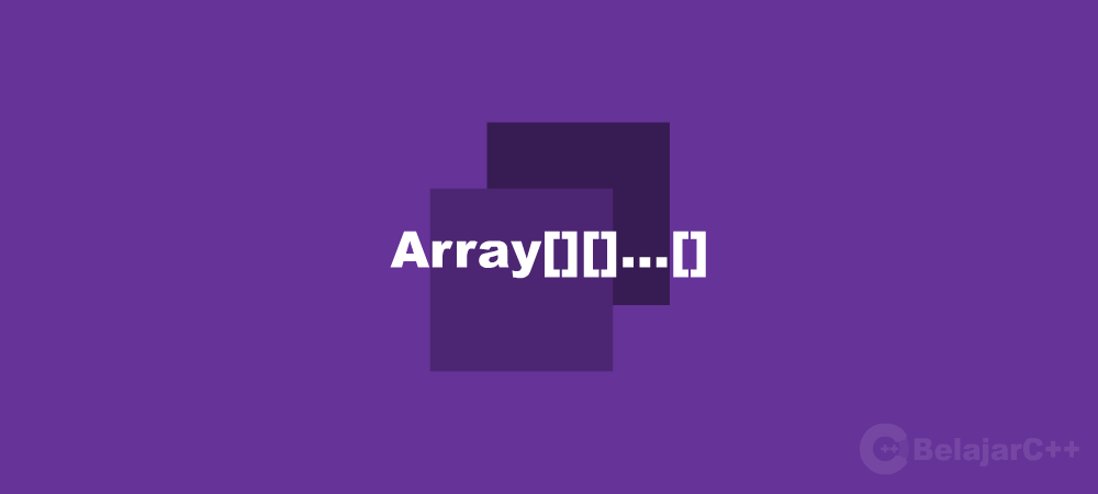 Array Multidimensi