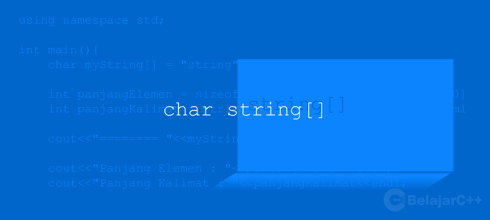 C-Style String
