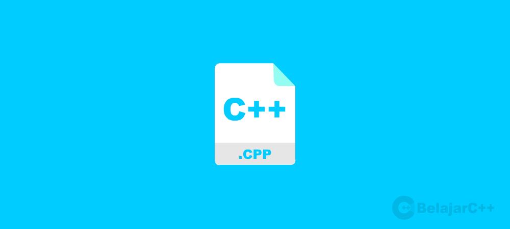 Pengenalan Bahasa Pemrograman C++